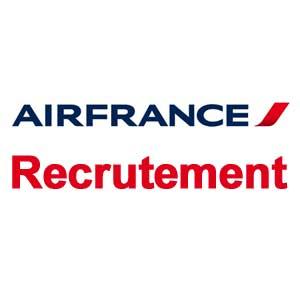 Air france recrutement espace recrutement for Emploi espace